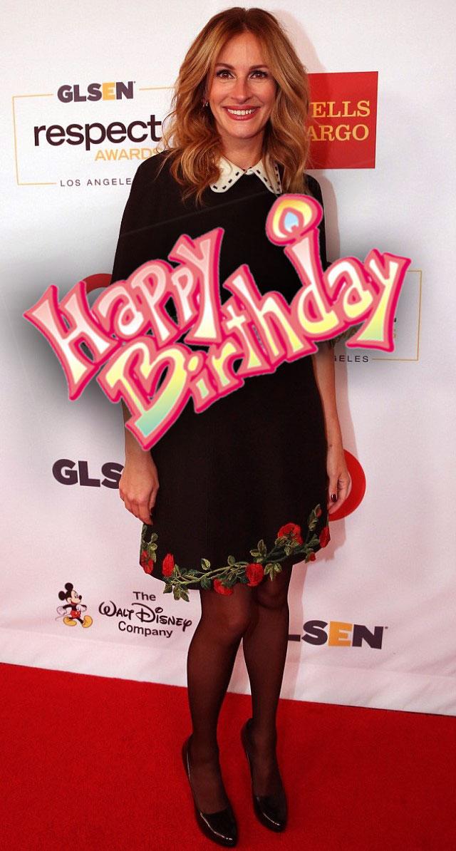 happy birthday julia roberts